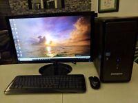 Desktop PC tower. Intel Core i7 (3770) Quad Core processor, 8gb ram, 2TB HD