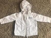 Boys age 2 Mitch & son jacket