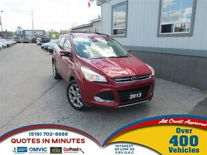 2013 Ford Escape SEL | LEATHER | NAVIGATION | ECO FRIENDLY