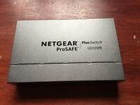 Netgear PoE Ethernet switch 5 port