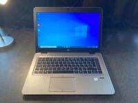HP Elitebook 840 G3 laptop/Ultrabook. Intel Core i5 6th Gen. 8GB RAM. Full HD.256GB SSD. Win 10