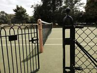 Tennis Court Somerset Dorset Devon Jersey Le Courts 08454 15 30 40 tennis court builder construction