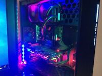 Cube Spartacus Overclocked Gaming PC