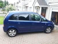 2007 Vauxhall Meriva 1.6 Energy
