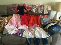 9-12 month baby girl clothes