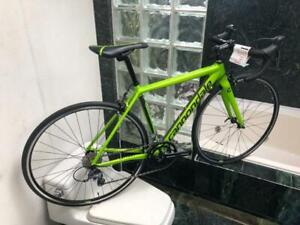 BRAND NEW (SIZE 60cm) CANNONDALE CAAD ROAD BIKE - SHIMANO CLARIS