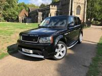 Range Rover sport 2011 facelift autobiography