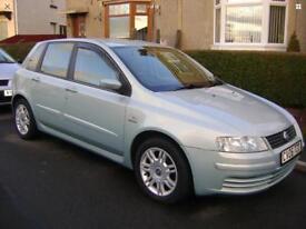 2006 Fiat Stilo 1.9 JTD top spec diesel hatchback like new condition