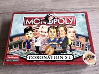Monopoly Coronation Street 40 Years Special Edition by Waddingtons