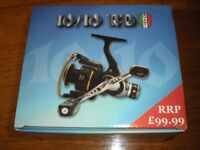NEW-Avanti 1010 fishing reel with 10 pre lined spools-Brand New never been out of box