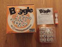 Boggle (the 3 minute word search game)