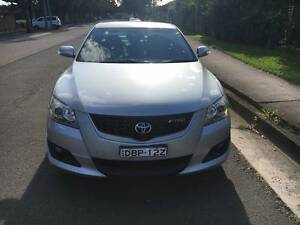 Great condition 2007 Toyota Aurion ZR6 Sedan Riverwood Canterbury Area Preview