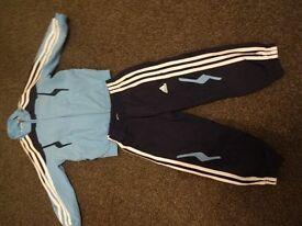 Adidas Tracksuit. Age 2-3 yrs
