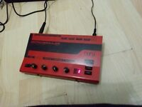 Clavia nord micro modular synthesizer vocoder