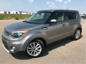 2018 Kia Soul EX Tech-BACK CAM-HTD SEATS