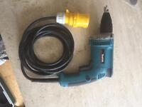 Makita 6824 110v screw gun