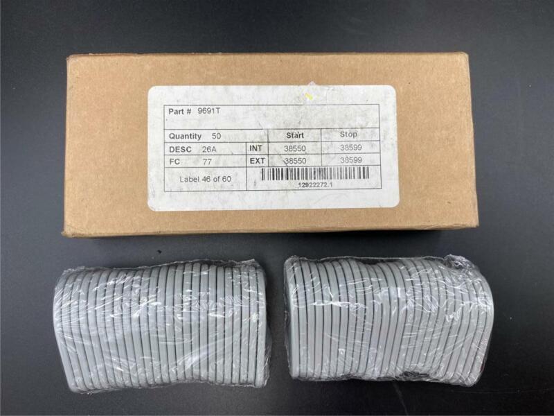 NEW 50 Pieces Schlage Allegion 9691T MIFARE Multi-Technology Thin Key FOB