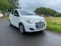 Suzuki Alto 1.0 Petrol Manual 5 Door Hatchback White 2014 Fantastic Car Low road Tax