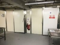 Full Commercial Kitchen for production, ideal for small start up on short term rent