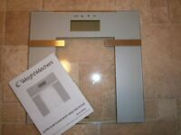 WeightWatchers Ultra Slim Glass Body Analysis Scales