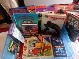 Assorted Boys Books