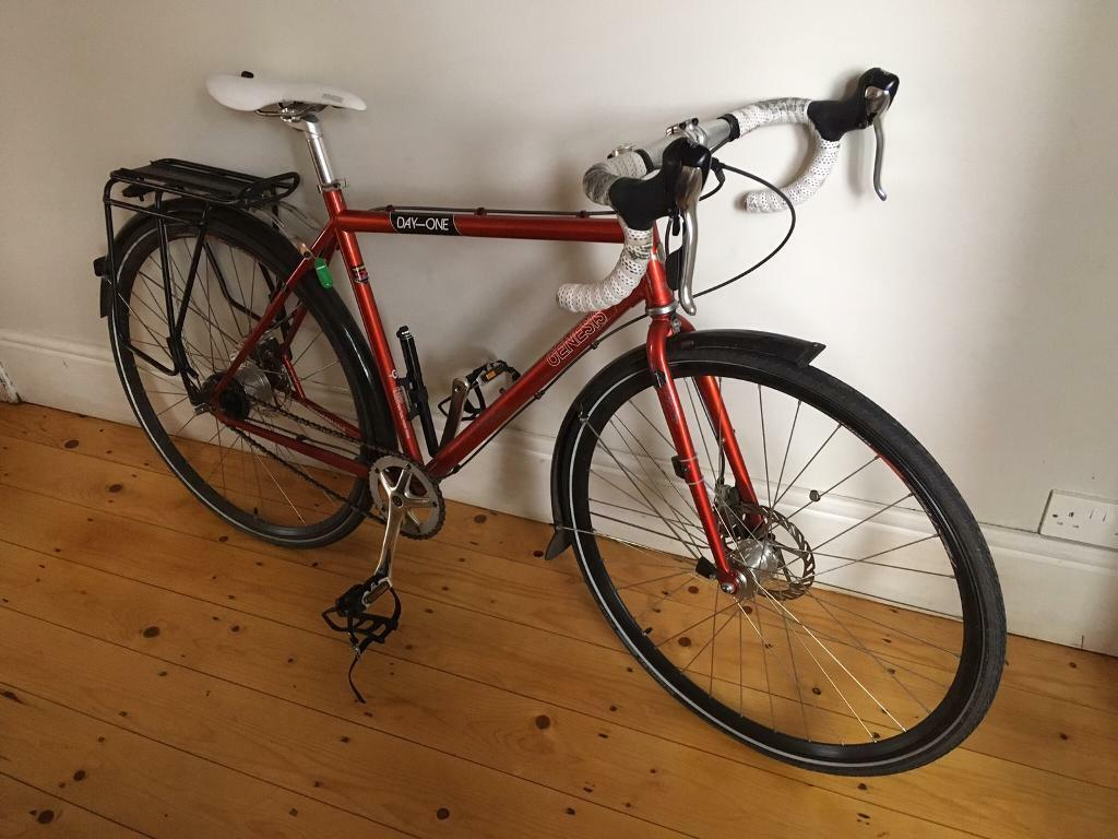 Genesis Day One Bicycle 52cm In Chorlton Cum Hardy Manchester