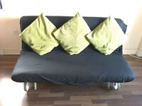 3 seater sofa can be made to King size bed
