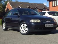 2001 Audi A3 1.8 SE 5dr JUST SERVICED + BRAND NEW BRAKES + AUTOMATIC not volkswagen golf ford focus