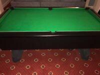 Supreme pool table 7x4