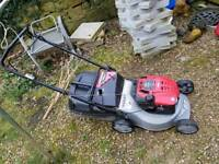 Masport 500Al petrol lawnmower 18inch mower excellent condition