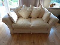 Sofa from Sofa Workshop - cream