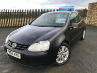 2008 58 VOLKSWAGEN GOLF 1.9 TDi *DIESEL* - JULY 2018 M.O.T - CLEAN EXAMPLE!