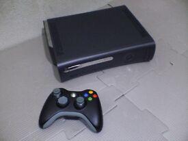 Xbox 360 Elite Black 120GB Hard Drive with Fifa 17 and Fifa 16
