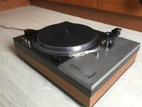 High end direct drive technics turntable