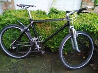 Saracen Mountain bike 1994 one owner mint condition Tufftrax Elite