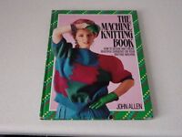 Machine Knitting Pattern Book