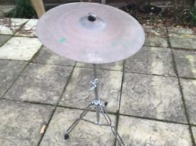 """Wokingham Drum Sales - Pearl CX 500 20"""" Ride Cymbal AND Stand"""