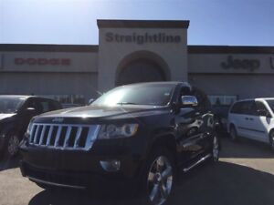 2012 Jeep Grand Cherokee Staff Trade-In - Local Jeep !