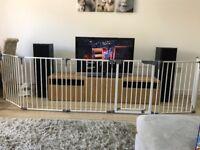 Dream baby 3-in-1 play pen gate