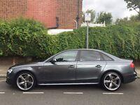 BARGAIN!!!!!new shape Audi A4 TDI S-LINE S-BLACK EDITION 32K MILES
