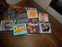 Dance CD Collection, Joblot Of Around 200 CDs,