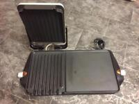 George foreman family hot plate