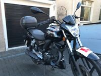 Great 125 Motorbike - well looked after