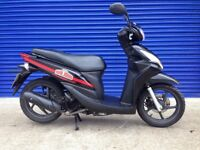 2015 Honda Vision NSC110 , Low Miles , Good Condition , Spares or Repairs