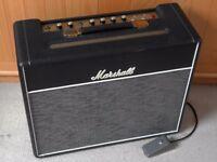 Marshall 1974X hand-wired mini Bluesbreaker combo, 18 watts