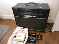 Blackstar HT 20 Guitar amplifier valve/tube combo