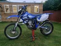 Yamaha wr450f wrf 450 wr