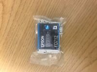 TO712 EPSON GENUINE/ORIGINAL CARTRIDGE NEW IN SEALED PACK