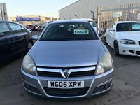 2005 05 VAUXHALL ASTRA 1.6 SXI 5 DOOR HATCHBACK SUPERB DRIVE READY TO GO TODAY LONG MOT BARGAIN !!!!