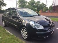 RENAULT CLIO 1.2 EXTREME GAS/BI-FUEL VERY LOW GENUINE MILEAGE